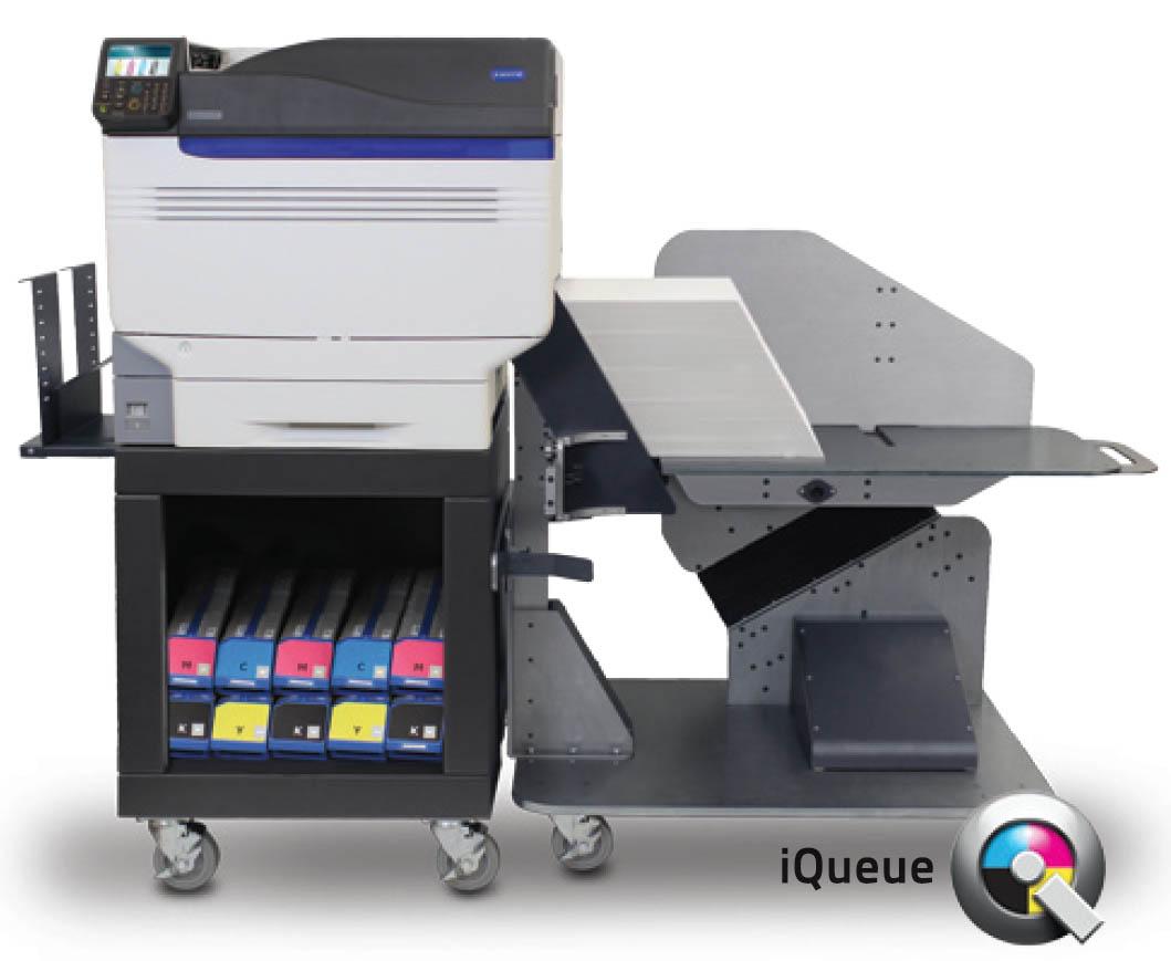 Ilumina Heavy Card Printer