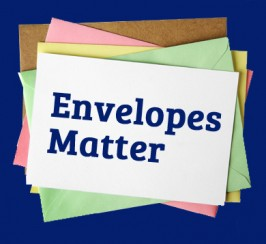 envelopes matter