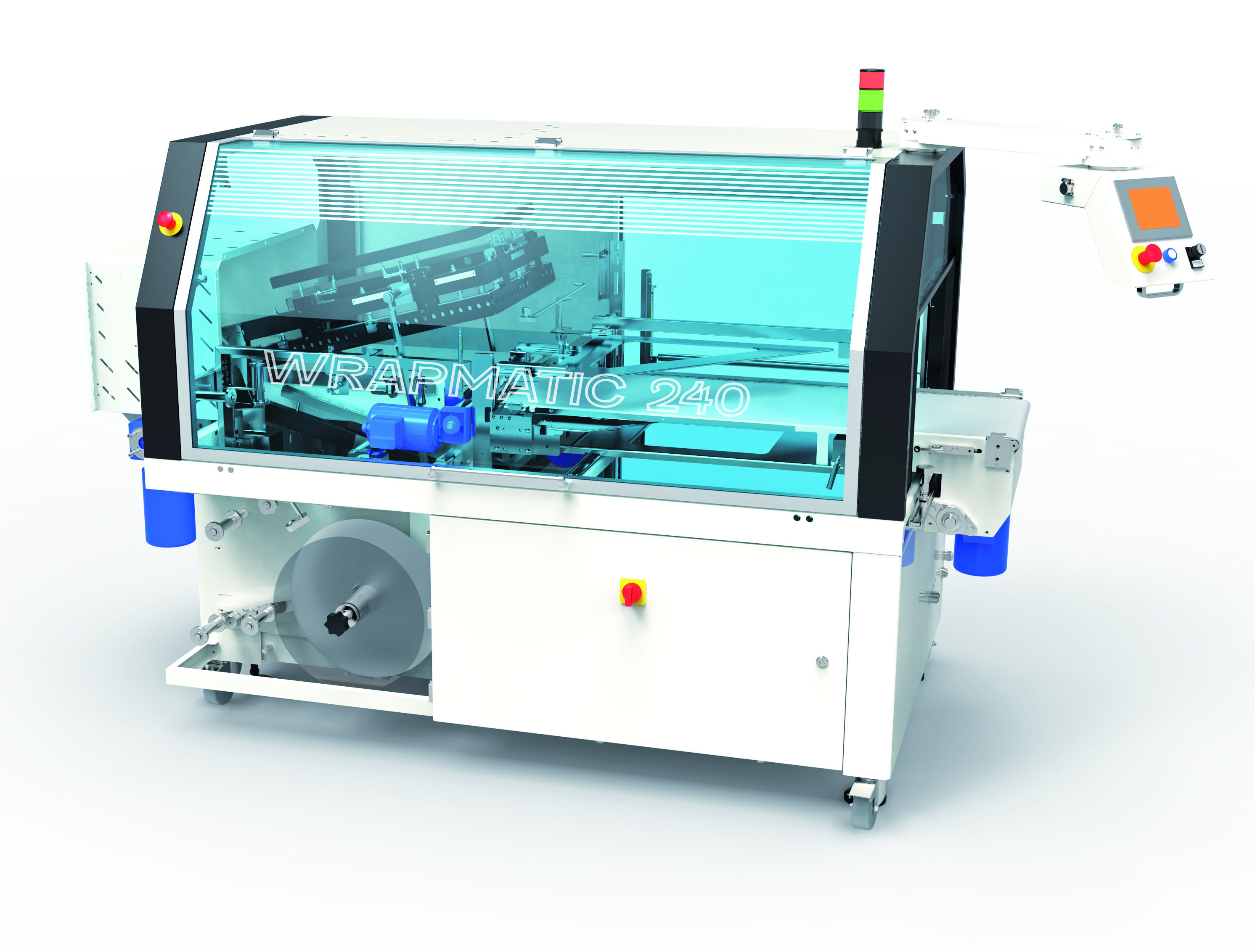 Wrapmatic 240 Packaging System