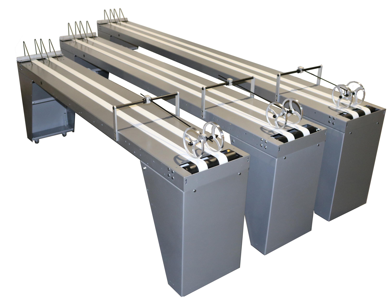 KR314 Shingle - 3 conveyors